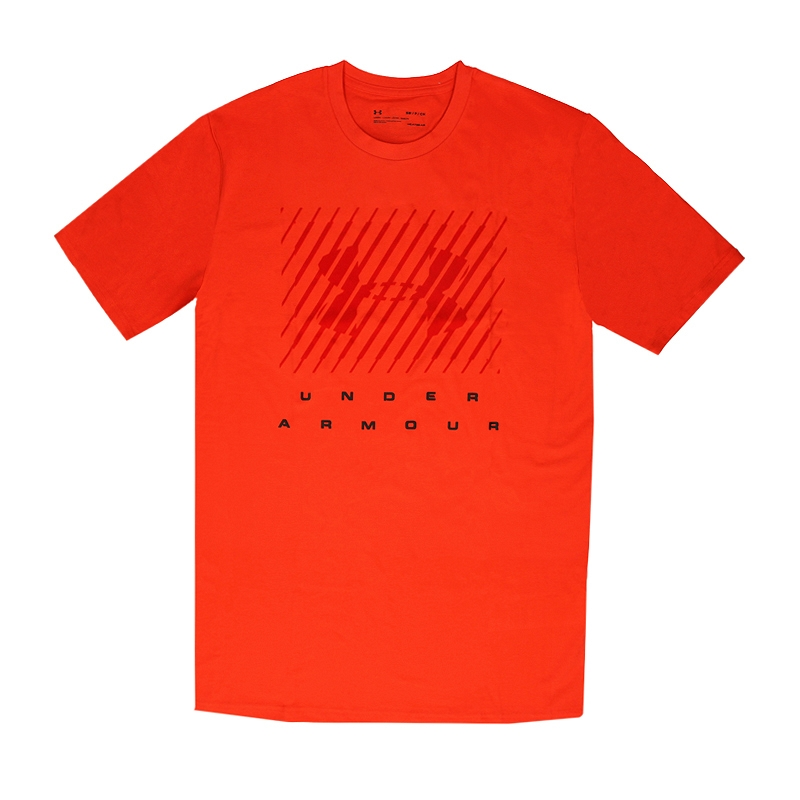 Under Armour Branded Big Logo T-Shirt 890